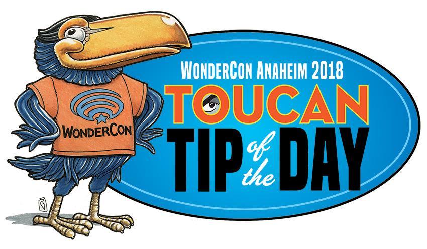 WonderCon Anaheim 2018 Official Comic-Con App