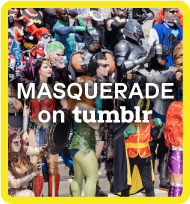 Masquerade on tumblr